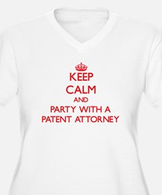 Keep Calm and Party With a Patent Attorney Plus Si