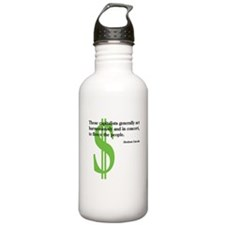 These capitalists Water Bottle