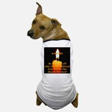 4/16/2007 Eternal Candle Flam Dog T-Shirt