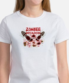 Invasion Of The Zombees Tee