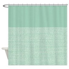 Riverside Hemlock Shower Curtain