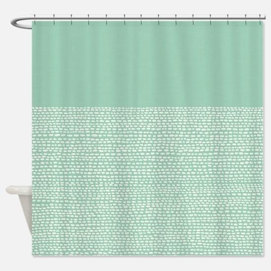 Riverside Hemlock Shower Curtain