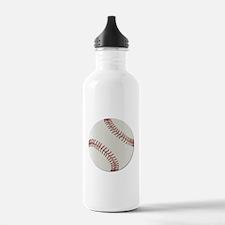Baseball Ball - No Txt Water Bottle