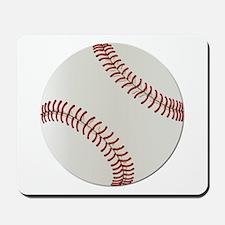 Baseball Ball - No Txt Mousepad