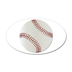 Baseball Ball - No Txt Wall Decal