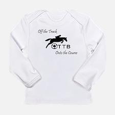 OTTB horse Long Sleeve T-Shirt