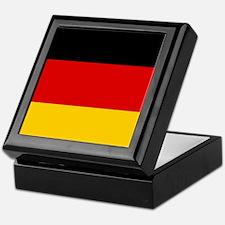 Flag of Germany Keepsake Box