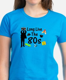 Long Live The 80s Culture Tee