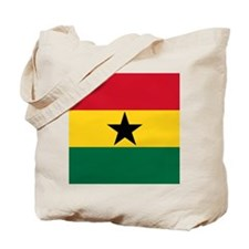 Flag of Ghana Tote Bag