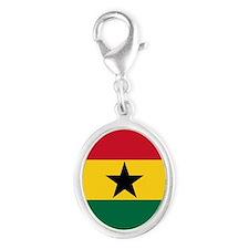 Flag of Ghana Charms