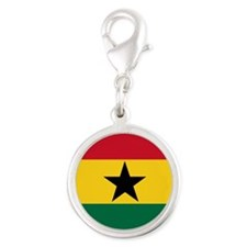 Flag of Ghana Charms