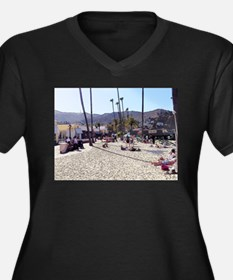 A Taste Of Catalina Island Plus Size T-Shirt