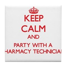 Keep Calm and Party With a Pharmacy Technician Til