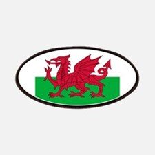 Flag of Wales Patches