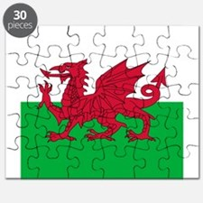 Flag of Wales Puzzle