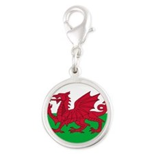 Flag of Wales Charms