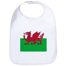 Flag of Wales Bib