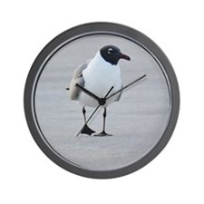 Gull Wall Clock