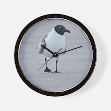 Gull Wall Clock