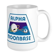 Moonbase Alpha Mugs