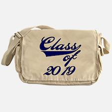 Blue Class of 2016 Messenger Bag