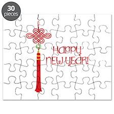 Happy New Year Puzzle