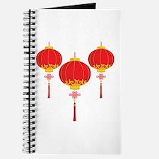 Chinese New Year Lanterns Journal