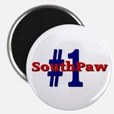 #1 SouthPaw Magnet