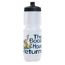 Booze Hound Returns Sports Bottle