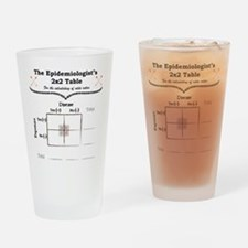 Epidemiologist Odds Ratio Drinking Glass