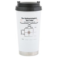Epidemiologist Odds Rat Travel Mug