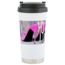 Material Girl Travel Mug