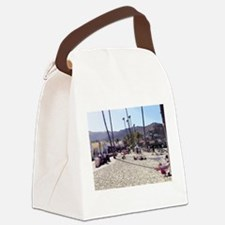 A Taste Of Catalina Island Canvas Lunch Bag