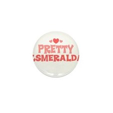 Esmeralda Mini Button (10 pack)