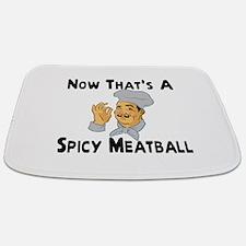 Spicy Meatball Bathmat