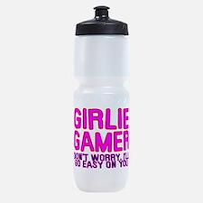 Girlie Gamer Sports Bottle