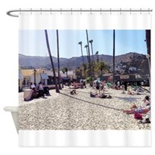 A Taste Of Catalina Island Shower Curtain