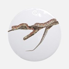 Corn Snake Photo Ornament (Round)