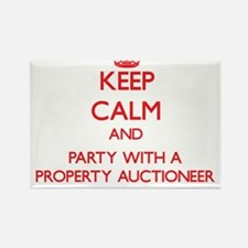 Keep Calm and Party With a Property Auctioneer Mag