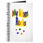My Mom Rocks Journal