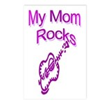 My Mom Rocks Postcards (Package of 8)