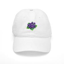 Violets Baseball Baseball Cap