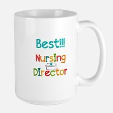 Best Nursing Director Mugs