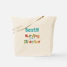 Best Nursing Director Tote Bag