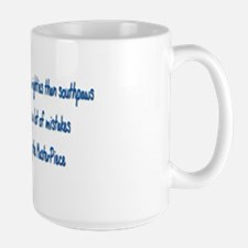 Lefty Masterpiece Mug
