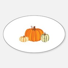Pumpkins Decal