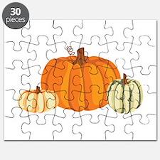 Pumpkins Puzzle