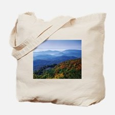 Blueridge Parkway Landscape Tote Bag