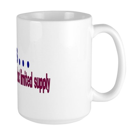 Lefties . . . In Demand Large Mug