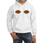 FOOTBALL BOOBS SHIRTS Hoodie
